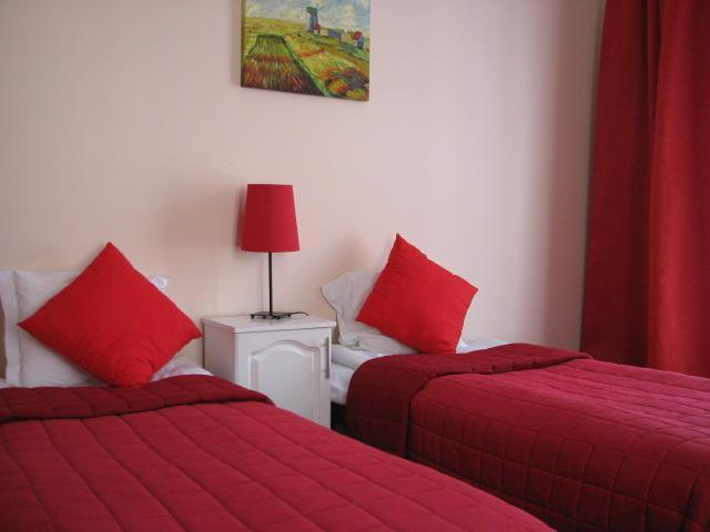 Room with two single beds - Apartment WISLNA 20 - Krakow - rentals