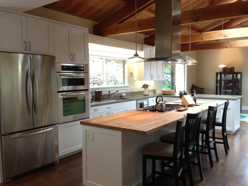 Gourmet Kitchen - Gorgeous Home for up to six guests!  Point Reyes National Seashore - Inverness - rentals