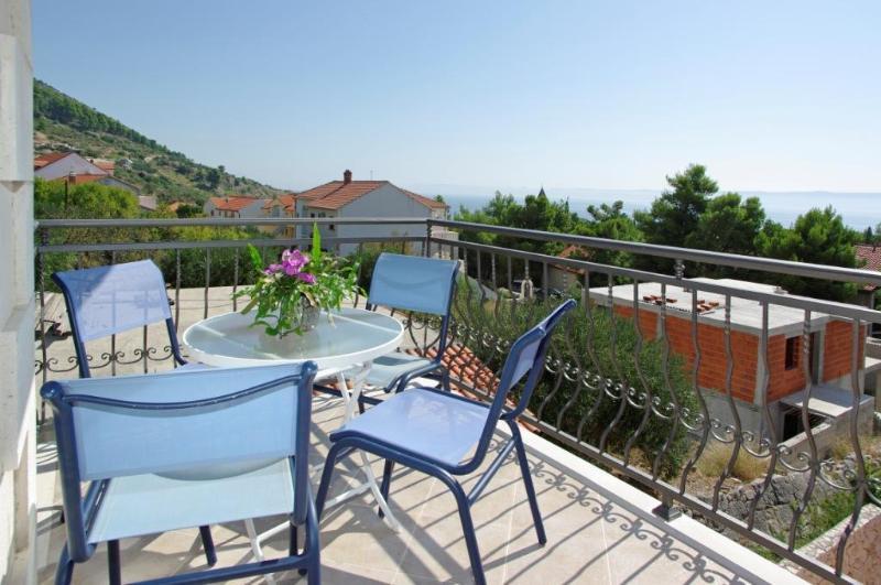 AdriaBol Villa Valeria 4 - Image 1 - Bol - rentals