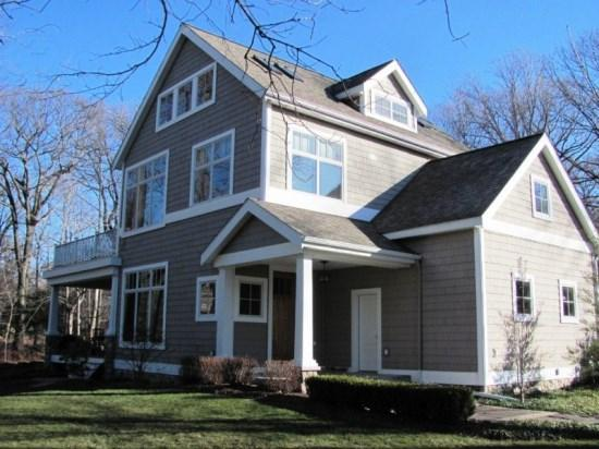 Front of Home - Eaton Cottage - South Haven - rentals