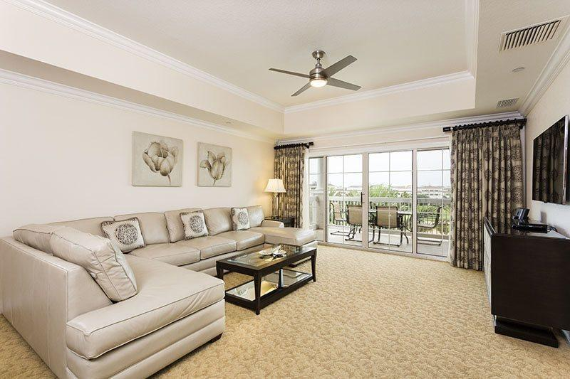 5 Star Sunset View Luxury- Stunning Top Floor Condo, One of the Finest in Reunion Resort - Image 1 - Reunion - rentals