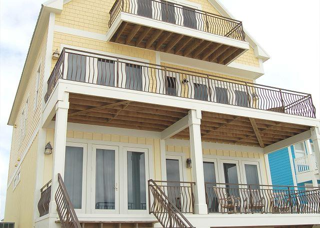 Endless Summer - Beautiful Beach Front House, Handicap Accessible! Still vacancies in 2015! - Fort Morgan - rentals