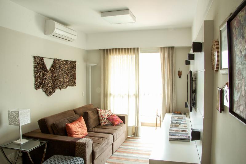 Contemporary 2 Bedroom Apartment in Itaim Bibi - Image 1 - Sao Paulo - rentals