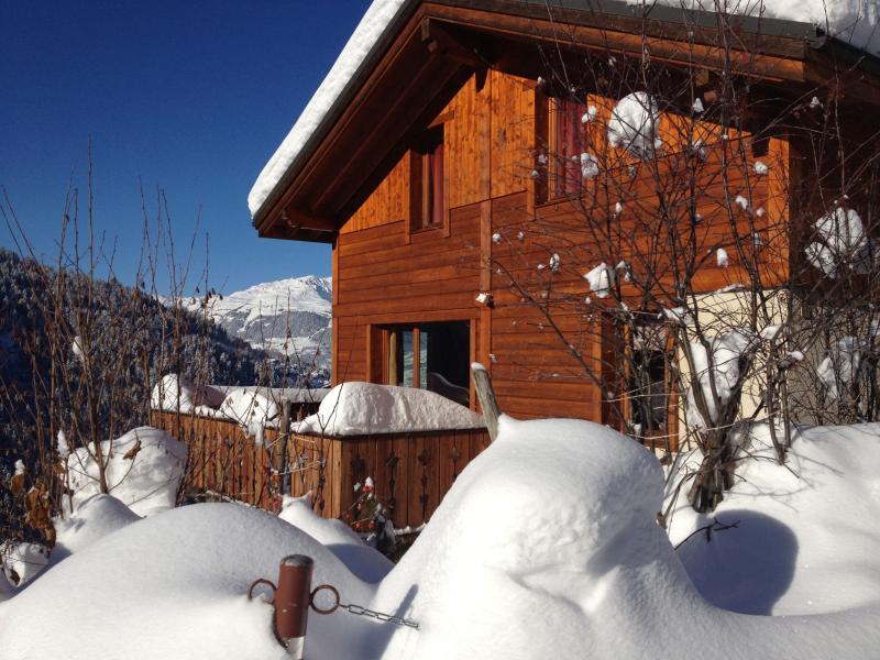 14 Bed Catered Ski Chalet in Les Arcs/La Plagne - Image 1 - Peisey-Nancroix - rentals