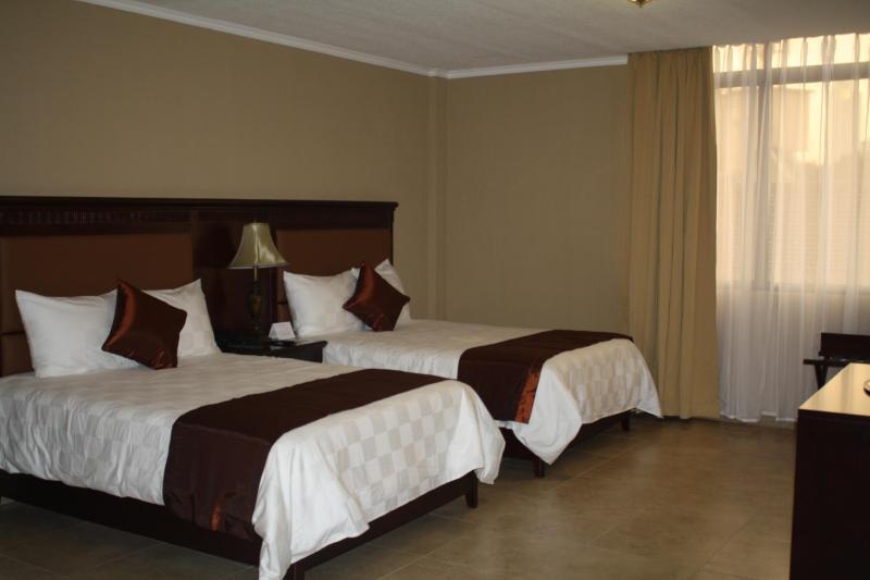 Walking into the studio - Panama City Studio with 2 Beds - Panama - rentals