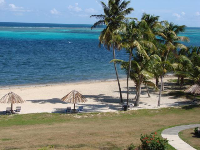 Beach - Breezy Beach front Condo - Christiansted - rentals