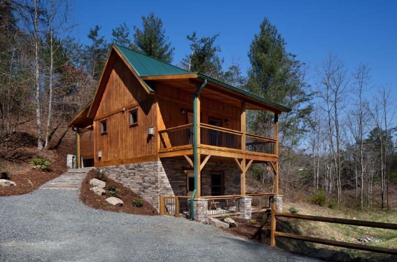 Exterior ~ Elk Path - Laurel Mountain Retreat - Elk Path - Weaverville - rentals