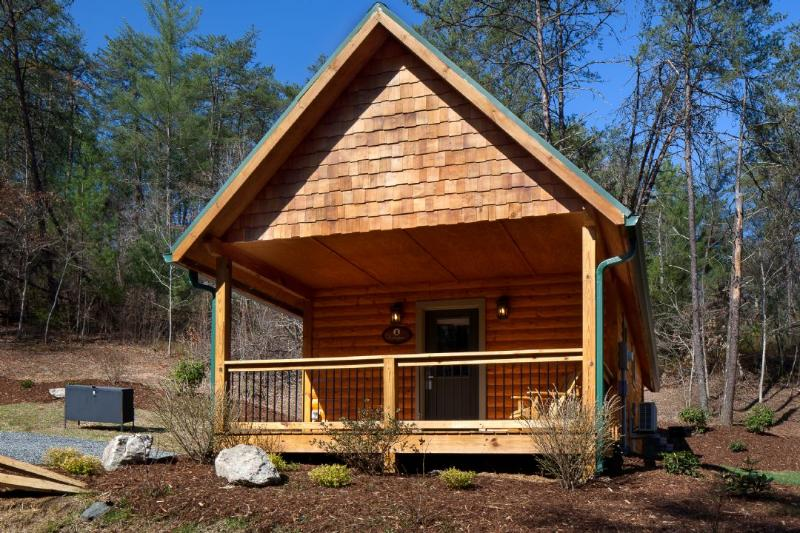 Exterior ~ Evergreen - Laurel Mountain Retreat - Evergreen - Weaverville - rentals