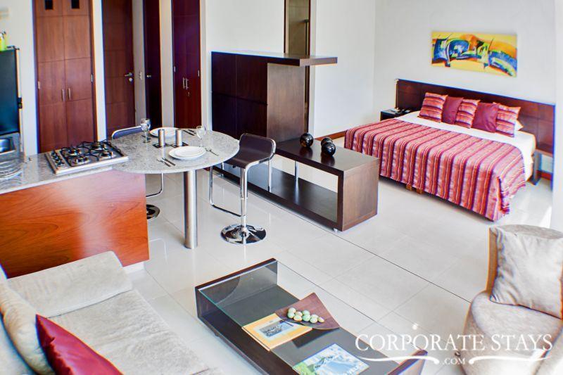 Chambul   Long Term Rental Studio   Medellin - Image 1 - Medellin - rentals