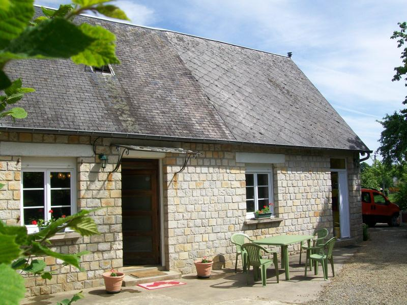 LA ROSELIERE COTTAGE - Idyllic Rural Cottage In Lower Normandy - Saint-Cyr-du-Bailleul - rentals