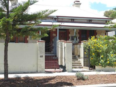 The Artists' Residence Limestone Terrace holiday house Fremantle - The Artists Residence Limestone terrace  Fremantle - Fremantle - rentals