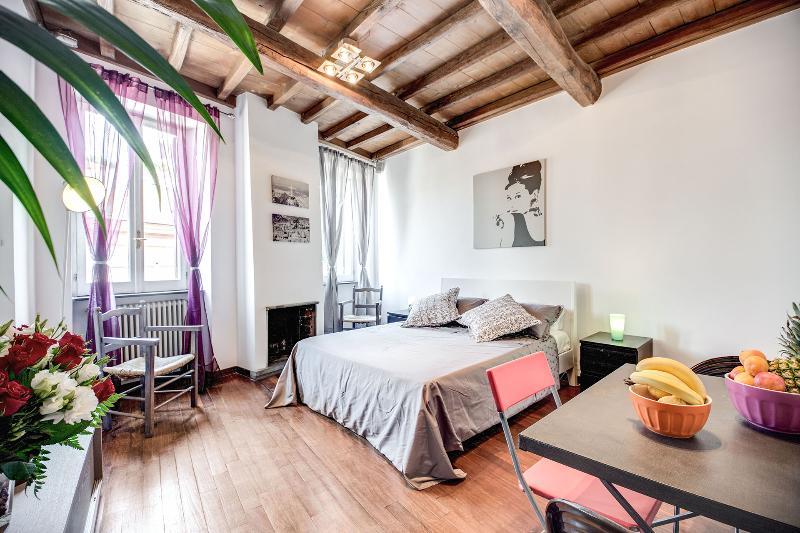 Designer Studio Apartment - Image 1 - Rome - rentals