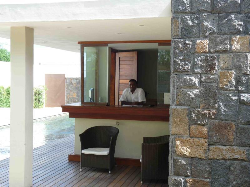 Reception - Villa Luxueuse proche de la plage - Mont Choisy - rentals
