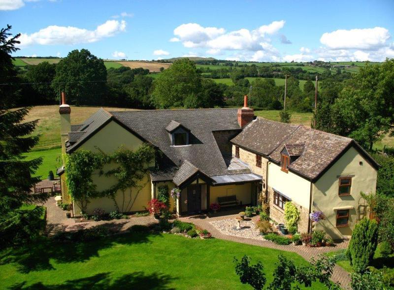 Field House 5 Star B&B near Church Stretton - Image 1 - Church Stretton - rentals
