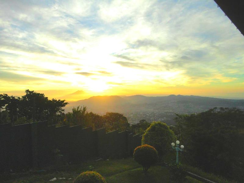 Morning view - Apartment in San Salvador volcan - San Vicente - rentals