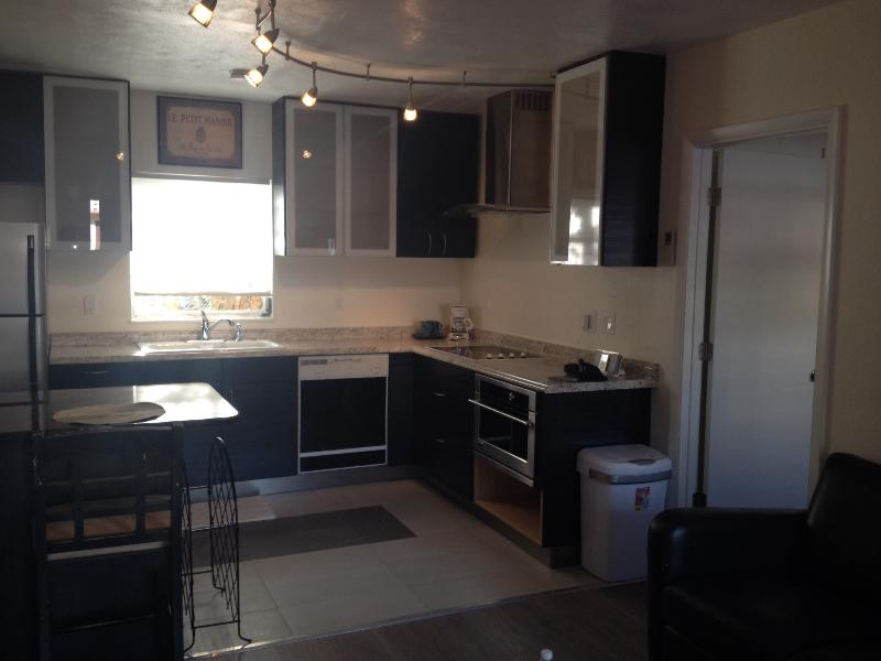 Kitchen - Downtown Fort Myers newly renovated 1 BR 1st floor - Fort Myers - rentals