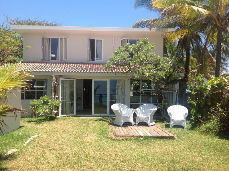 Facing the sea - Villa Blanche / 3 Bedrooms / sea view - Pointe d'Esny - rentals