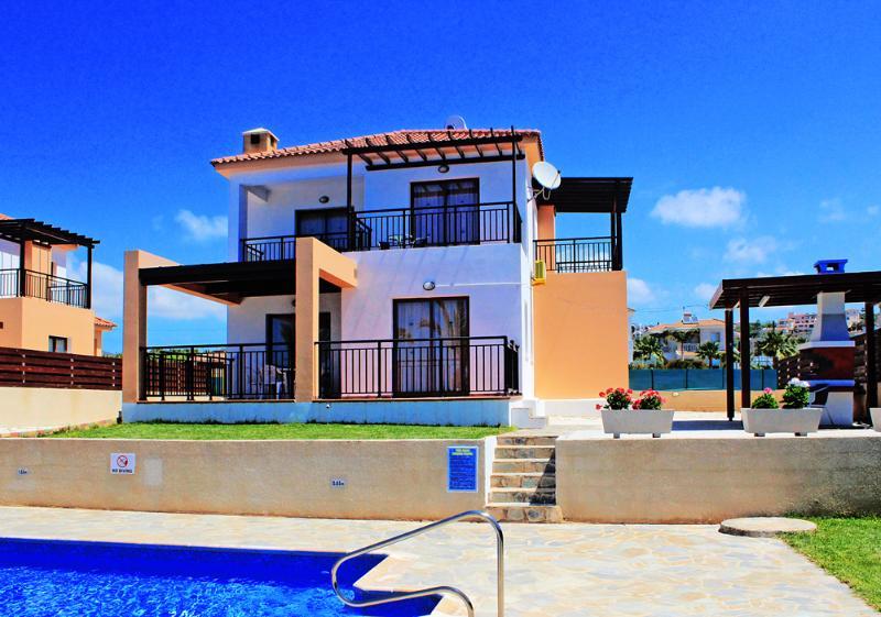 Seafront villa near Paphos - Image 1 - Paphos - rentals