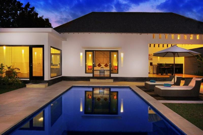 Expansive Garden and Private Pool Villa - B16 1BDR Luxury Pool + Staff +BFast - Seminyak - rentals