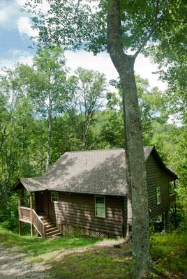 Secluded on 40 Acres of Mountain Wilderness, perfect for a Weekend Getaway or a Family Vacation. - The Cabins at Long Branch: Sassafras Breeze - Lake Nantahala - rentals