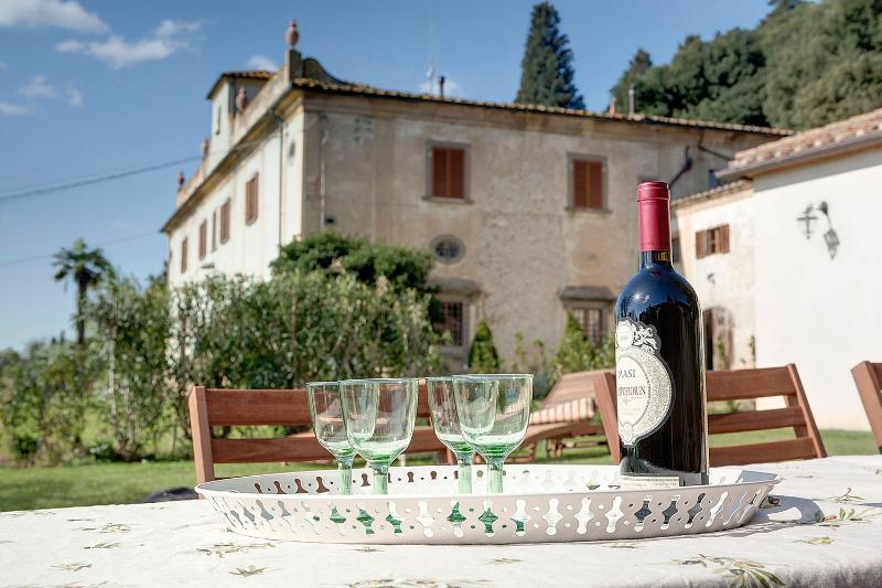 Macia Farmhouse: near Florence! - Image 1 - Calenzano - rentals