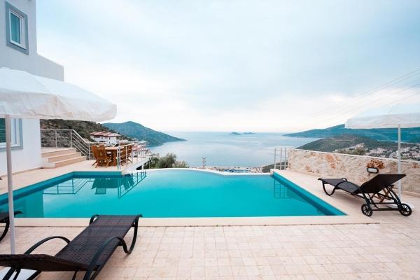 Villa Serap, Kalkan, Turkey Holiday Villas - Image 1 - Kalkan - rentals