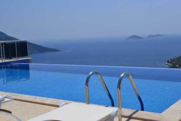 Villa Kizil, Kalkan holiday villas to rent, Turkey - Image 1 - Kalkan - rentals