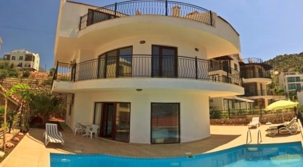 Villa Liman, Kalkan, Turkey Villas to rent - Image 1 - Kalkan - rentals