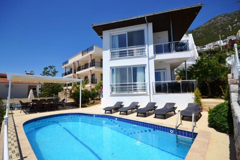 Villa Leo, Kalkan, Turkey Villas to Rent - Image 1 - Kalkan - rentals