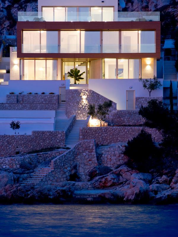 Modern Villa Gloss with private beach - Croatia,Villa Gloss - Primosten - rentals