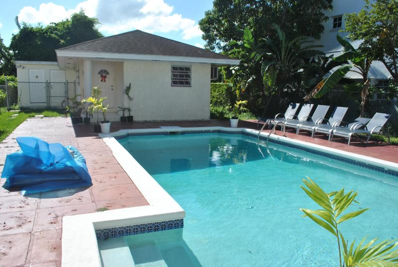 View of Poolside Retreat - Triple M's Poolside Retreat- PERFECT LOCATION !!!! - Nassau - rentals