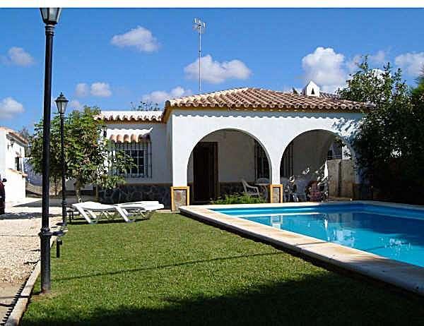 SWIMMINGPOOL - Villa in Conil de la Frontera, Cadiz - Conil de la Frontera - rentals