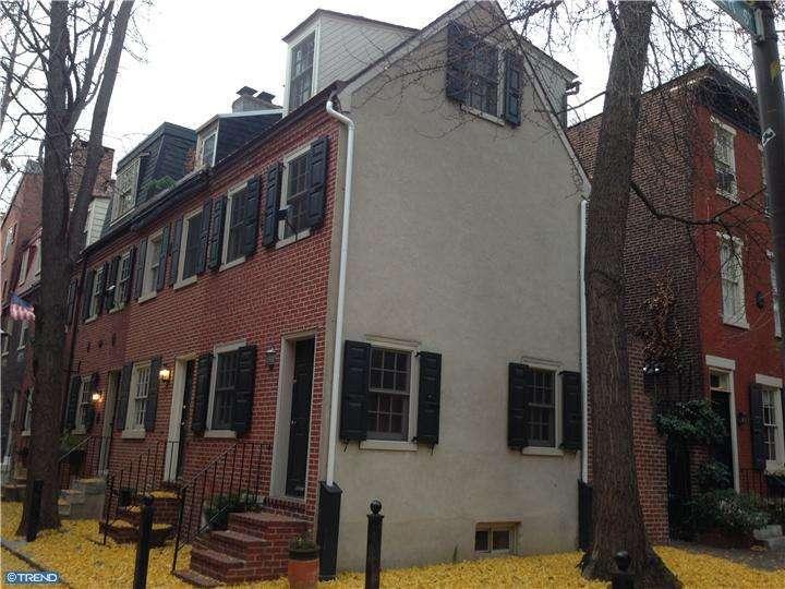 Townhouse in Washington Square - Image 1 - Philadelphia - rentals