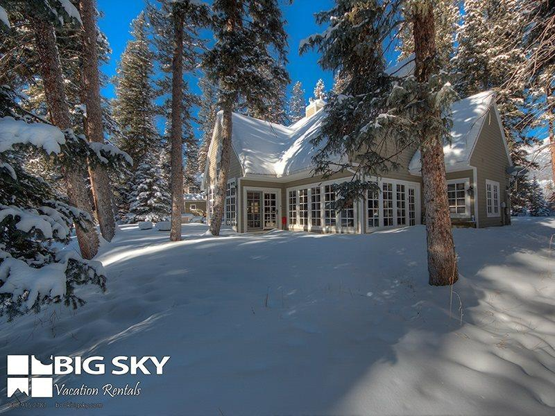 Creekside Retreat - Image 1 - Big Sky - rentals