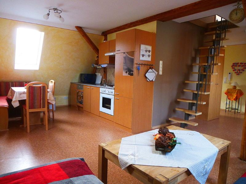 Vacation Apartment in Donauwörth - 753 sqft, central, bright, comfortable (# 5141) #5141 - Vacation Apartment in Donauwörth - 753 sqft, central, bright, comfortable (# 5141) - Donauworth - rentals