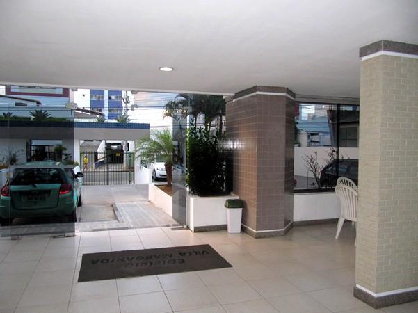 The building entrance - 3 bedrooms APT Close to Fonte Nova Stadium - Salvador - rentals
