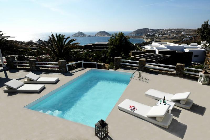 Kalafatis Villa Mykonos - Image 1 - Mykonos - rentals