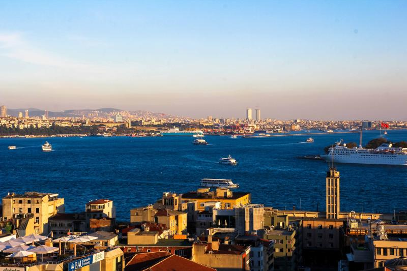 World House Apartments Near Galata Tower - Image 1 - Istanbul - rentals