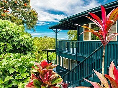 A slice of tropical heaven - BALI STUDIO, LUSH ACRES & STREAM IN KAPA - Kapaa - rentals