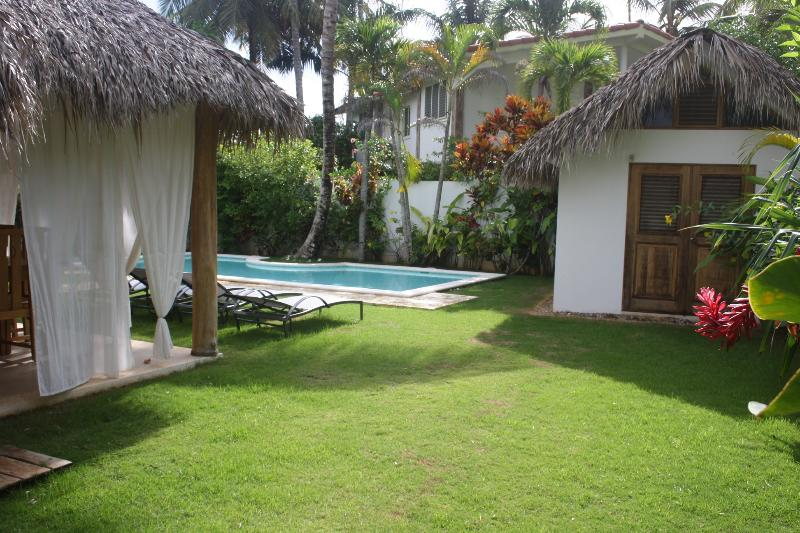 Entrance - Nice villa near punta popy beach  - Las Terrenas - Las Terrenas - rentals