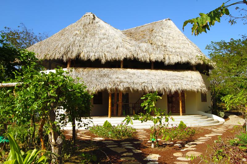 front view of Casa Maderas - Ease and comfort at Casa Maderas - San Juan del Sur - rentals