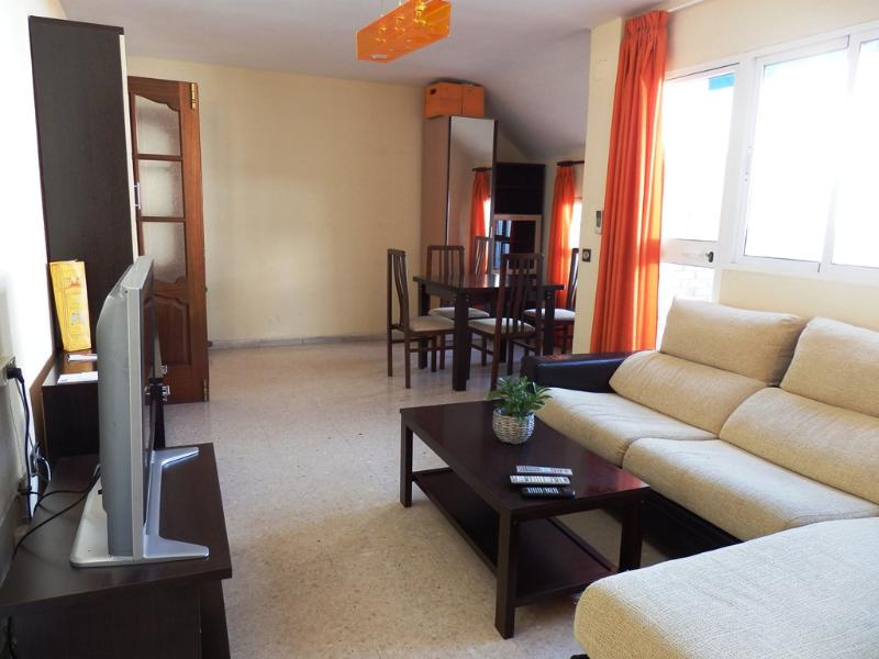 Big Apartment with Terrace in Malaga centre! - Image 1 - Malaga - rentals