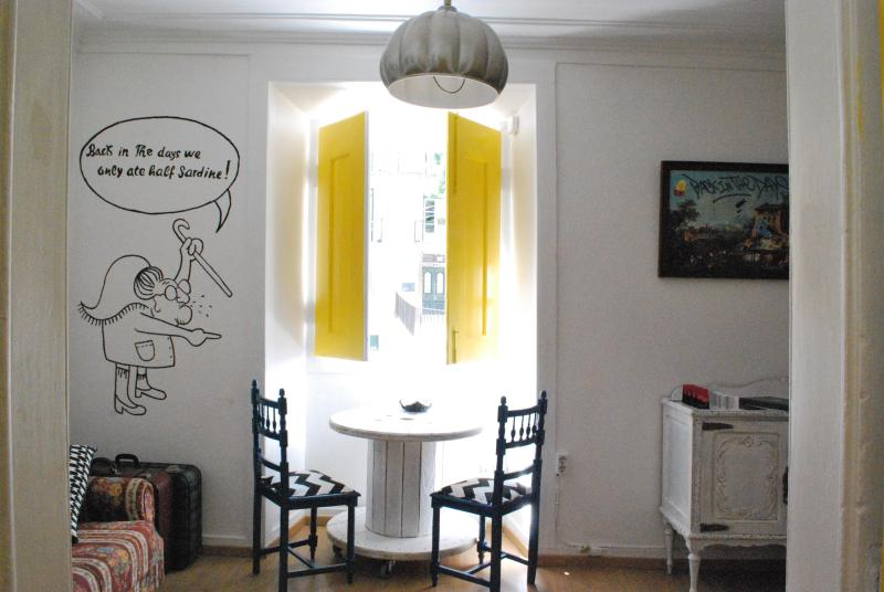 Groovy apartment with amazing view - Image 1 - Lisbon - rentals