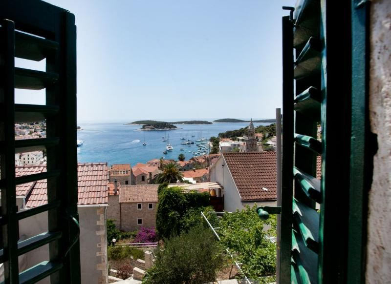 View - Villa with panoramic sea view in Hvar center - Hvar - rentals