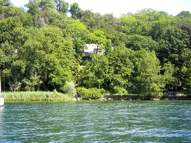 Vacation villa rental in Ispra directly on Lake Maggiore - Stylish villa with very large garden by the lake - Ispra - rentals