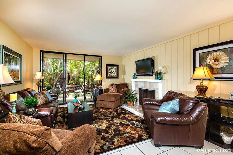 The Secret Garden~Affordable Luxury 2BR at NCV! - Image 1 - Oceanside - rentals