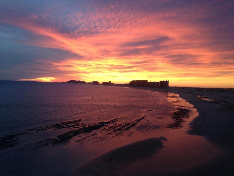 Rocky Point Beachfront Penthouse On Sandy Beach - Image 1 - Puerto Penasco - rentals