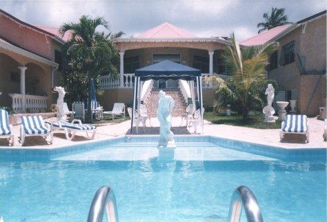 piscine - SAINT MARTIN ILE PARADISIAQUE - Saint-Paul-de-Fenouillet - rentals