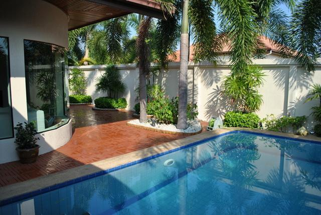 pattaya very nice villa with swimming pool - Image 1 - Sao Hai - rentals