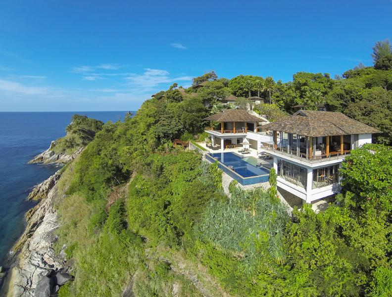 Villa Wang Nam Jai - Exclusive Ocean Front Villa - Image 1 - Kamala - rentals